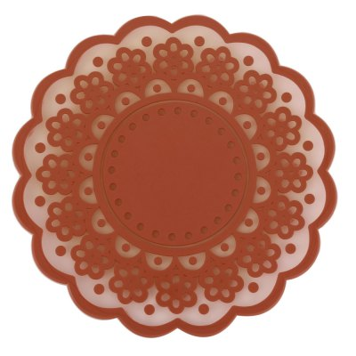 Lace Cup Coaster Pad