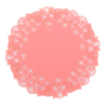 PVC Lace Cup Coaster Pad