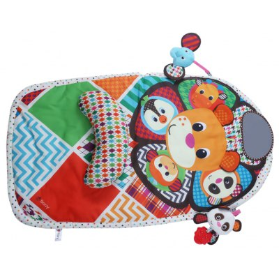 Baby Soft Animal Play Mat Crawling Toy