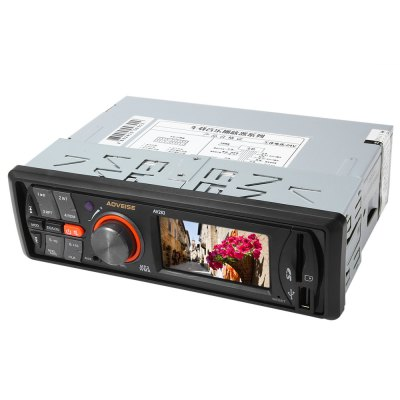 AV283A 24V Vehicle MP3 Audio Player