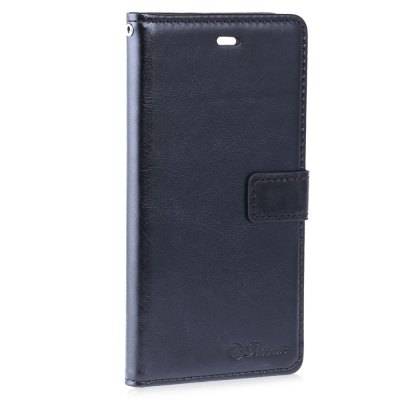 Crazy Horse Series Magnetic Flip PU Leather Stand Case Wallet Cover for Huawei P9