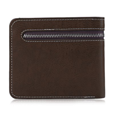 Baellerry Open Zipper Letter Embellishment Men Short WalletMens Wallets<br>Baellerry Open Zipper Letter Embellishment Men Short Wallet<br><br>Wallets Type: Clutch Wallets<br>Gender: For Men<br>Style: Fashion<br>Closure Type: Open<br>Pattern Type: Solid<br>Main Material: PU Leather<br>Interior: Interior Slot Pocket<br>Embellishment: Letter<br>Height: 10.1 cm / 3.98 inch<br>Width: 1.1 cm / 0.43 inch<br>Length(CM): 12 cm / 4.72 inch<br>Product weight: 0.078 kg<br>Package weight: 0.110 kg<br>Package size (L x W x H): 12.50 x 1.60 x 10.60 cm / 4.92 x 0.63 x 4.17 inches<br>Package Contents: 1 x Wallet