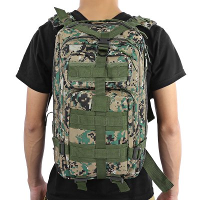 Outdoor 3P Backpack