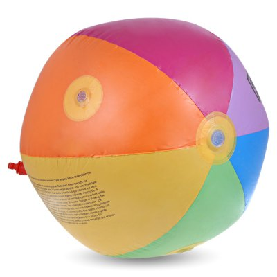 Children Inflatable Water Spray Ball Toy