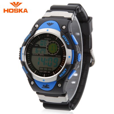HOSKA H013B Children LED Digital Watch