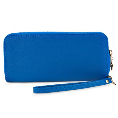 Bowknot Rivet Detachable Strap Wrist Clutch WalletWomens Wallets<br>Bowknot Rivet Detachable Strap Wrist Clutch Wallet<br><br>Wallets Type: Clutch Wallets<br>Gender: For Women<br>Style: Fashion<br>Closure Type: Zipper<br>Pattern Type: Solid<br>Main Material: PU Leather<br>Hardness: Soft<br>Interior: Interior Slot Pocket<br>Embellishment: Bowknot<br>Strap Length: 13 cm / 5.12 inch<br>Height: 9.3 cm / 3.66 inch<br>Width: 2.4 cm / 0.94 inch<br>Length(CM): 19.7 cm / 7.76 inch<br>Product weight: 0.155 kg<br>Package weight: 0.179 kg<br>Package size (L x W x H): 20.20 x 2.90 x 9.80 cm / 7.95 x 1.14 x 3.86 inches<br>Package Contents: 1 x Wrist Clutch Wallet