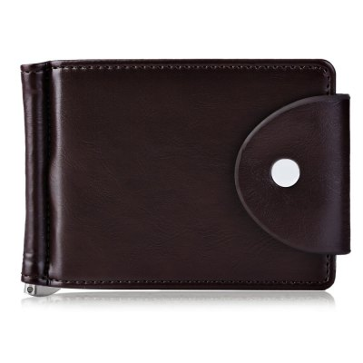 FLAMA Letter Snap Fastener Money Clip Card WalletMens Wallets<br>FLAMA Letter Snap Fastener Money Clip Card Wallet<br><br>Wallets Type: Money Clip<br>Gender: For Unisex<br>Style: Fashion<br>Closure Type: Snap Fastener<br>Pattern Type: Solid<br>Main Material: PU Leather<br>Hardness: Hard<br>Interior: Interior Slot Pocket<br>Embellishment: Letter<br>Height: 8.1 cm / 3.19 inch<br>Width: 0.9 cm / 0.35 inch<br>Length(CM): 11.7 cm / 4.61 inch<br>Product weight: 0.064 kg<br>Package weight: 0.081 kg<br>Package size (L x W x H): 12.20 x 1.40 x 8.60 cm / 4.8 x 0.55 x 3.39 inches<br>Package Contents: 1 x Money Clip Card Wallet