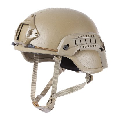 ABS Tactical Military Airsoft Paintball Helmet