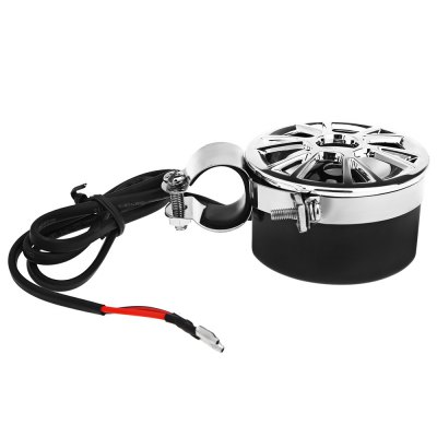 AV - M183 Paired Motorcycle Water Resistance LoudspeakerOther Car Gadgets<br>AV - M183 Paired Motorcycle Water Resistance Loudspeaker<br><br>Package Contents: 2 x Loudspeaker<br>Package Size(L x W x H): 15.00 x 10.00 x 56.00 cm / 5.91 x 3.94 x 22.05 inches<br>Package weight: 0.362 kg