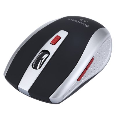 A902 Bluetooth 3.0 6D 2400DPI Optical Gaming Mouse