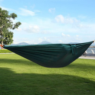 Portable One Person Parachute Nylon Fabric Hammock