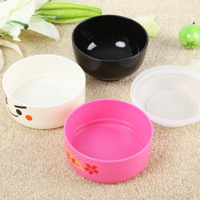Vacuum Thermal Double layer Lunch Box Lovely Doll for Kids