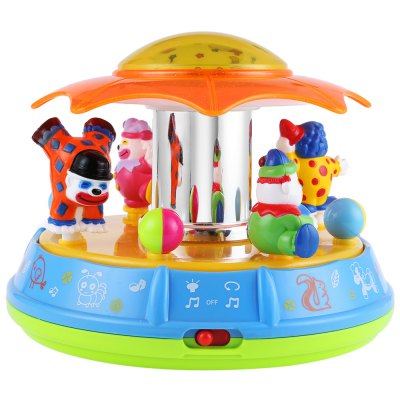 Baby Musical Projector Intelligence Toy