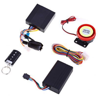 NTG02M Motorcycle GPS Remote Control Tracker