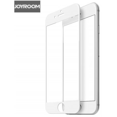 JOYROOM 9H 3D Tempered Glass Curved Full Screen Shatterproof Screen Protective Film for iPhone 6   6S 4.7 Inch