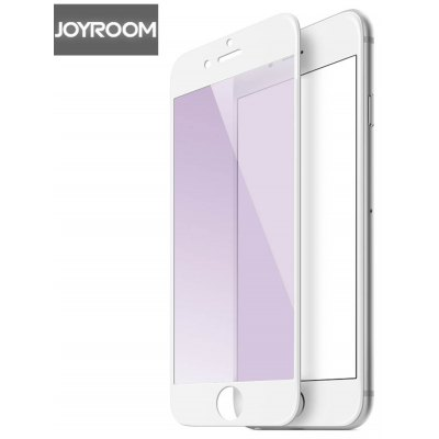 JOYROOM 9H 3D Tempered Glass Curved Anti blue Light Shatterproof Screen Protective Film for iPhone 6   6S