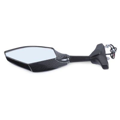 Paired Motorcycle LED Turn Light Rear Mirror for Honda