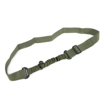 Single Point Tactical Adjustable Rifle Gun Airsoft Hunting Sling