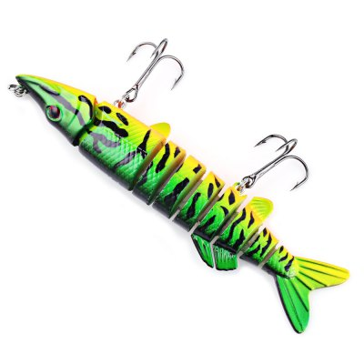 PROBEROS Hard Fishing Lures Crank Bait Multi-jointed Tackle