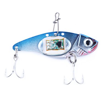 Fish Shape LED Lighted Lure