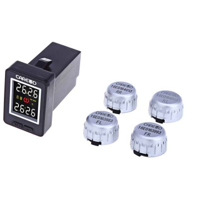 U912 External Sensor Wireless TPMS Tire Pressure Monitor