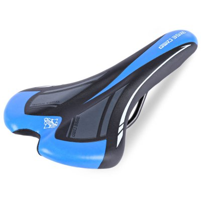 BaseCamp Bicycle Leather Ride Cushion Seat Mat Saddle