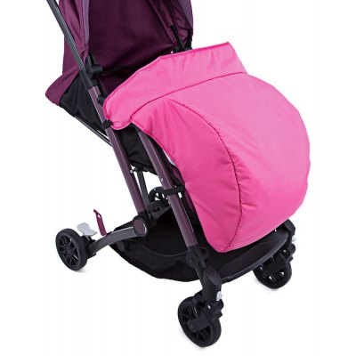 Warm Winter Quilted Babies Stroller Foot Muff Windshield Cover