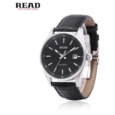 READ R8009G Men Auto Mechanical Watch