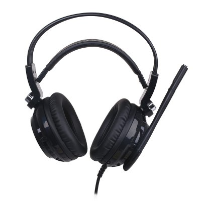 Somic G941 7.1 Virtual Sound USB Gaming HeadsetGaming Headphones<br>Somic G941 7.1 Virtual Sound USB Gaming Headset<br><br>Application: Computer<br>Brand: Somic<br>Color: Assorted Colors<br>Compatible with: Computer<br>Connecting interface: USB<br>Connectivity: Wired<br>Driver unit: 40mm<br>Frequency response: 20~20KHz<br>Function: Voice control, Microphone<br>Impedance: 2.2K?<br>Model: G941<br>Package Contents: 1 x G941 Gaming Headset<br>Package size (L x W x H): 25.50 x 23.00 x 10.80 cm / 10.04 x 9.06 x 4.25 inches<br>Package weight: 0.700 kg<br>Plug Type: USB<br>Product size (L x W x H): 21.00 x 18.00 x 9.80 cm / 8.27 x 7.09 x 3.86 inches<br>Product weight: 0.404 kg<br>Wearing type: Headband