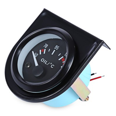 B744 Auto Digital Oil Temperature Gauge