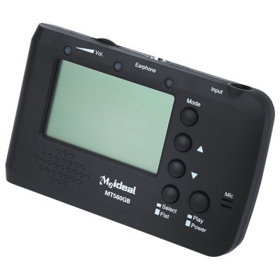 Meideal MT560GB 3 in 1 Metronome Tuner