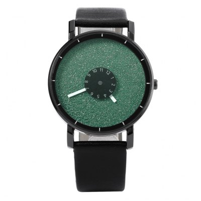 Fashion Unisex Quartz WatchFashion Unisex Quartz Watch<br><br>Band Length: 7.99 inch<br>Band Material Type: Leather<br>Band Width: 18mm<br>Case material: Alloy<br>Case Shape: Round<br>Clasp type: Pin Buckle<br>Dial Diameter: 1.61 inch<br>Dial Display: Analog<br>Dial Window Material Type: Glass<br>Gender: Men,Women<br>Movement: Quartz<br>Style: Simple<br>Product weight: 0.034 kg<br>Package weight: 0.055 kg<br>Product Size(L x W x H): 24.50 x 4.20 x 1.00 cm / 9.65 x 1.65 x 0.39 inches<br>Package Size(L x W x H): 25.50 x 5.20 x 2.00 cm / 10.04 x 2.05 x 0.79 inches<br>Package Contents: 1 x Unisex Quartz Watch