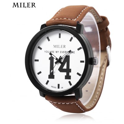 MILER A8285 Unisex Quartz Watch
