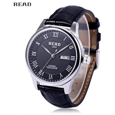 READ R6029G Male Quartz Watch