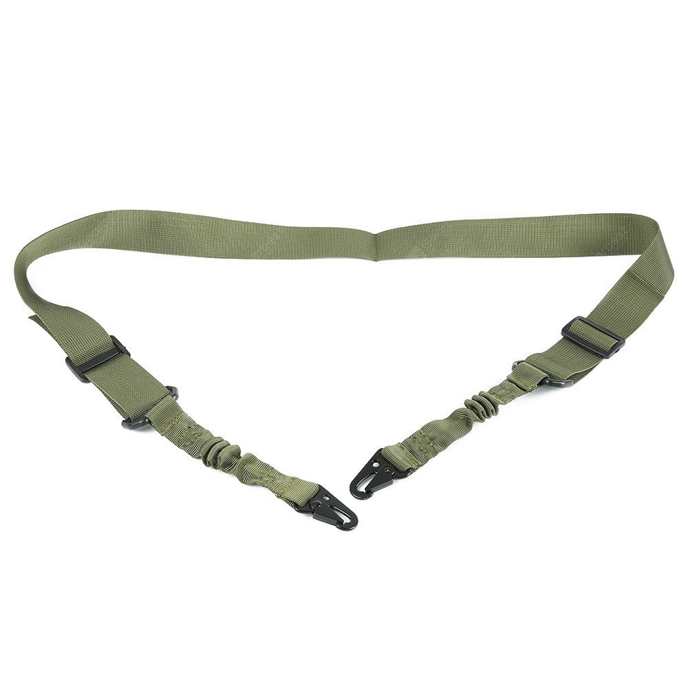 Tactical Two Point Adjustable Paintball Rifle Gun Sling