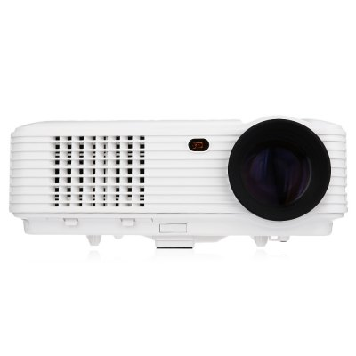 POWERFUL SV - 226 3500 Lumens 800 ? 480 Pixels Multimedia LCD Projector