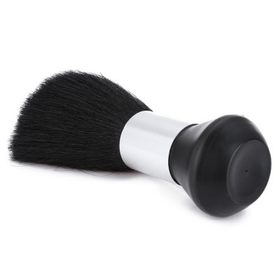 Salon Soft Black Neck Face Brushes Barber Hairdressing Cleaner