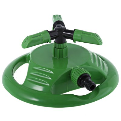 360-degree Rotary Garden Lawn Sprinkler Automatic Water Spray