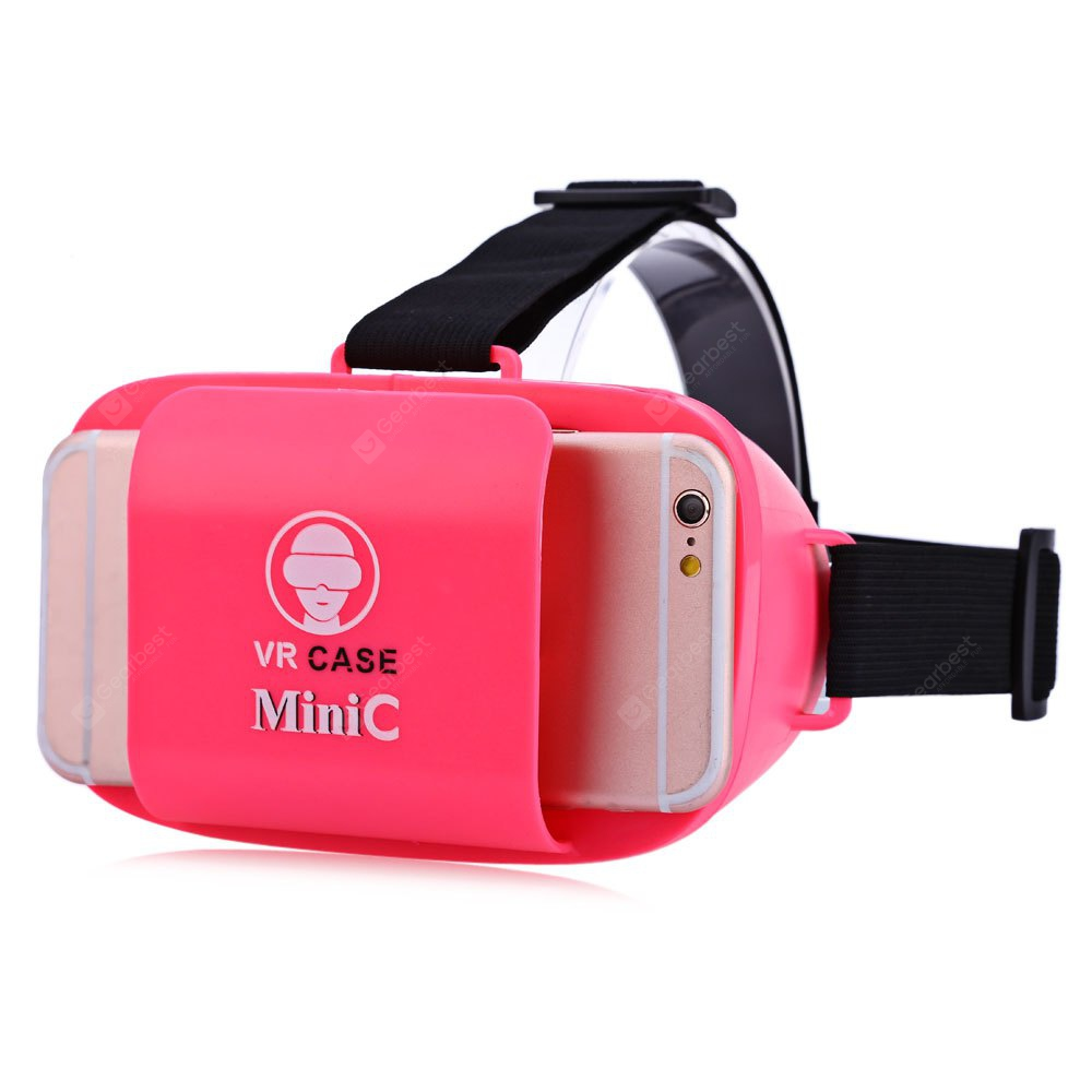 VR Case MiniC 3D Glasses Virtual Reality Headset
