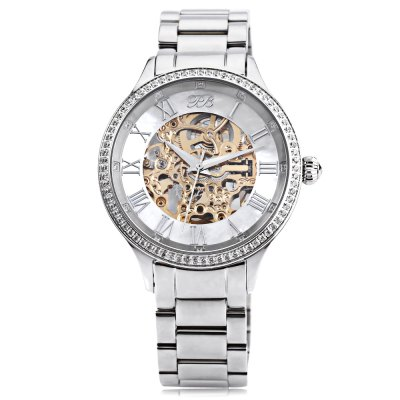 Princess Butterfly HL587MB Men Automatic Mechanical WatchMens Watches<br>Princess Butterfly HL587MB Men Automatic Mechanical Watch<br><br>Band Length: 8.66 inch<br>Band Material Type: Stainless Steel<br>Band Width: 18mm<br>Case material: Stainless Steel<br>Case Shape: Round<br>Clasp type: Butterfly Clasp<br>Dial Diameter: 1.57 inch<br>Dial Display: Analog<br>Dial Window Material Type: Sapphire Crystal<br>Gender: Men<br>Movement: Automatic Self-Wind<br>Style: Business<br>Water Resistance Depth: 30m<br>Product weight: 0.140 kg<br>Package weight: 0.349 kg<br>Product Size(L x W x H): 22.00 x 4.50 x 1.00 cm / 8.66 x 1.77 x 0.39 inches<br>Package Size(L x W x H): 11.00 x 10.50 x 7.50 cm / 4.33 x 4.13 x 2.95 inches<br>Package Contents: 1 x Princess Butterfly HL587MB Men Automatic Mechanical Watch