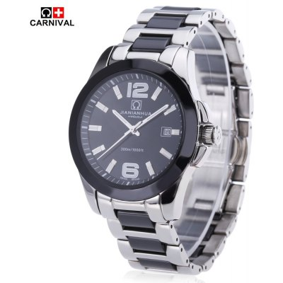CARNIVAL 8818G Men Automatic Mechanical Watch
