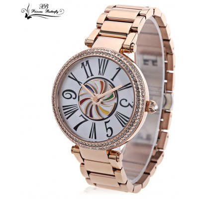 PRINCESS BUTTERFLY HL638P Women Quartz Watch