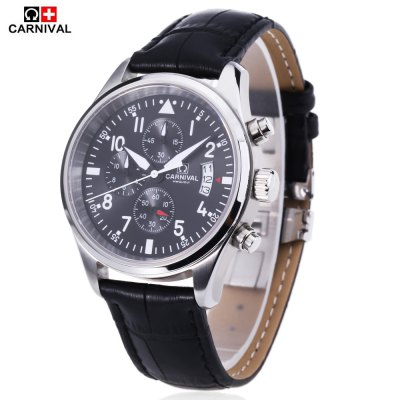 CARNIVAL 8592G Men Quartz Watch
