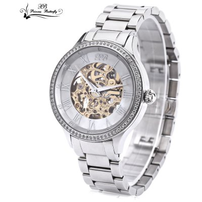 Princess Butterfly HL587MB Men Automatic Mechanical Watch