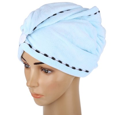 Lady Magic Dry Hair Cap Thickening Absorbent Towel