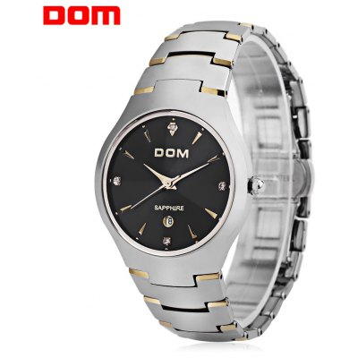 DOM 698 Male Quartz Watch