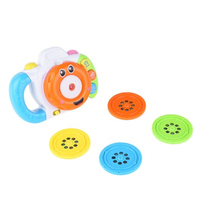 Kids Projection Camera Educational Toy