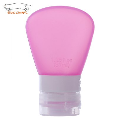 EDCGEAR Silicone Refillable Soft Bottle