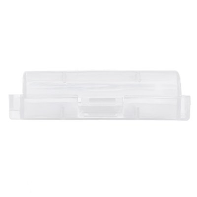 Plastic Transparent Case Holder for AA / AAA Battery
