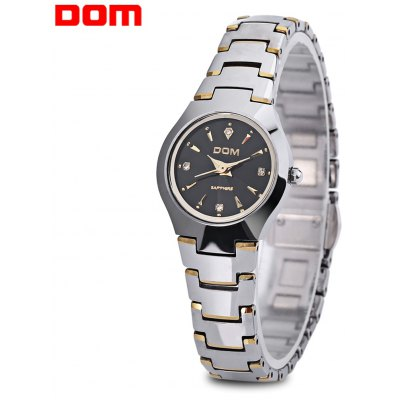DOM 398 Female Quartz Watch